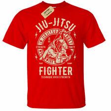 Jiu Jitsu T-Shirt Mens martial arts mma