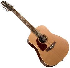 Seagull 029365 Coastline S12 Cedar Left-Handed Acoustic Guitar