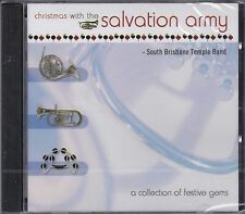 SOUTH BRISBANE TEMPLE BAND - CHRISTMAS WITH THE SALVATION ARMY - CD