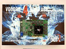 S/N#003 - 3dfx Voodoo4 4900 modded @210MHz  6000 5500 4800 4500 3500 3000 2000