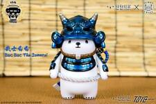 Toyzeroplus Darylhochi x Demon Craft Bac Bac The Samurai Blue Vers Vinyl Figure