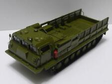USSR Russian tractor MT-T 1/43 Scale