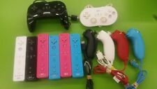 Wii Pro Classic, Nunchuck, Controller, Remote, Original, Authentic, OEM Official