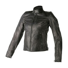 GIACCA DAINESE MIKE PELLE LADY NERO TG.46