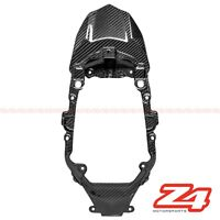 2009-2016 Suzuki GSX-R 1000 Rear Upper Tail Seat Trim Cowl Fairing Carbon Fiber