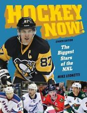 Hockey Now!: The Biggest Stars of the NHL, Leonetti, Mike