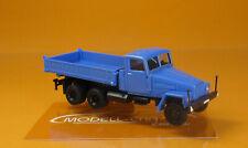 Herpa 308670 IFA G5 Dreiseitenkipper blau Scale 1 87
