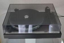 Thorens td-320 tourne-disques avec ELAC d796 h30 tête de lecture High-End classique