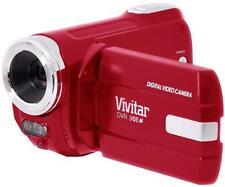 Vivitar DVR908M Full HD Camcorder - RED BRAND NEW AND UNOPENED
