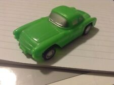 Chevrolet corvette plastic 3 and quarter inch maybe 1/50 pullback bought Greece