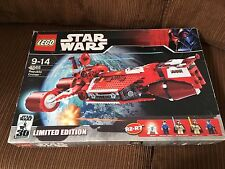 Rare Lego Star Wars 7665 Republic Cruiser Boxed Used Limited Edition