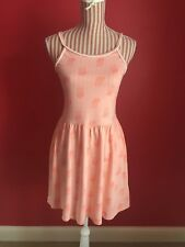 Next Girls Orange Dress - Size 13 Years  **Very Good Condition**