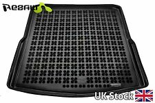 SKODA SUPERB mk2 Estate 2010-2015 Exclusive Rubber Boot Mat Tailored Fitted