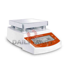 Digital hot plate magnetic stirrer mixer MS-400 Microprocessor-based functions