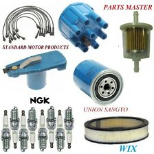 Tune Up Kit Filters Cap Plugs Wire For DODGE CHARGER V8 5.2L; PLASTIC TYPE 1970
