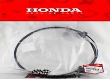 NEW OEM 96-00 HONDA CIVIC B16 D16 SI EX LX DX CX HOOD RELEASE CABLE W/ PULL TAB