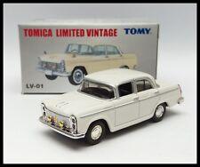 Tomica Limited Vintage NEO LV-01 NISSAN CEDRIC 1/64 Tomytec tomy diecast white