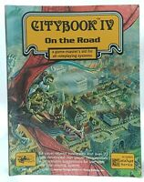 Citybook IV: On The Road (All-System Catalyst Series, Flying Buffalo) 1990 #8514