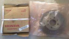 Genuine Honda OEM Brake Rotor Pair 45251-SCC-900