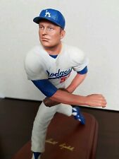 Danbury Mint - Los Angeles Dodgers - Don Drysdale - Baseball Legends Figurine