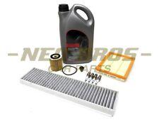 Mini R50 R52 1.4 1.6 W10 00-04 Service Kit   Air Oil Cabin Filter, Plugs & Oil