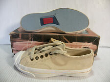 CONVERSE JACK PURCELL VINTAGE MADE IN USA MEN 3.5 / WOMEN SZ 5.5 SHOES 15135 NEW