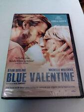 "DVD ""BLUE VALENTINE"" PRECINTADO SEALED DEREK CIANFRANCE RYAN GOSLING WILLIAMS"
