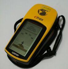 Garmin eTrex 12 Channel Handheld GPS Receiver | Works | 3 Lines (Please Read)
