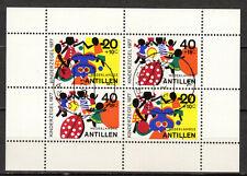 Dutch Antilles - 1977 Youth welfare Mi. Bl. 6 VFU