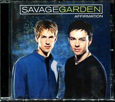 SAVAGE GARDEN - AFFIRMATION - CD ALBUM [2605]
