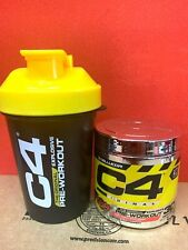 Cellucor C4 ID Series 30 Servings Pre Workout Tartar Candy + Free Shaker Cup NEW