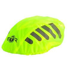BTR High Visibilty Reflective Waterproof Bicycle Bike Helmet Cover. Yellow