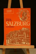 OFFICIAL GUIDE TO SALZBURG.