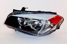 BMW E84 HALOGEN HEADLAMP (LEFT) X1 (early 2013, to 07/12) OEM VALEO 63112990005