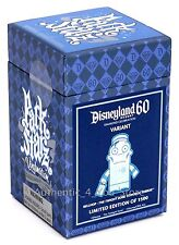 Disneyland 60th Park Starz Vinylmation TOWER OF TERROR BELLHOP Variant LE 1500