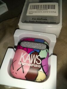 KAWS  Authentic Original Fake ipods charger case