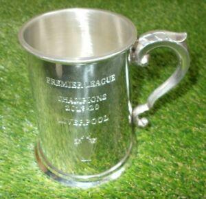 Liverpool FC Premier League Champions 2019-20 Tankard