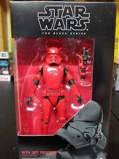 Star wars black series 6 inch Sith Jet Trooper #106