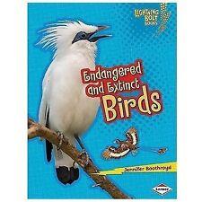 Endangered and Extinct Birds Lightning Bolt Books - Animals in Danger