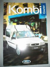 Ford Courier Kombi brochure Jan 1996