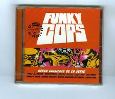 CD (NEW) T.V. OST FUNKY COPS (BARRY WHITE KOOL AND THE GANG ROSE ROYCE)