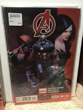 Avengers #10 Hickman Deodato Comic Book