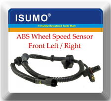 1 Kit ABS Wheel Speed Sensor Front Left / Right For:Dodge RAM1500 2006-2008 4WD