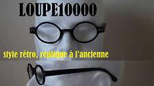 lunettes loupes de lecture pré montées style rétro 3 coloris réf  14MAR  456