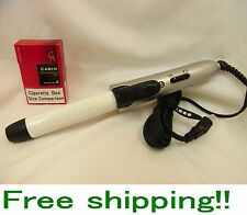 CREATE ION ION CURLING IRON PORTABLE 26MM DIAMETE BRAND NEW EMS FREESHIPPING!