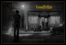 "Kevin Wilson - Goodfellas (Variant) 36"" x 24"" Screen Print"
