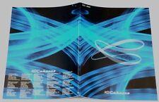 RARE_Vintage 2001-2002_ CABASSE Original 14-page Brochure Ki, iO, MT222, MT352
