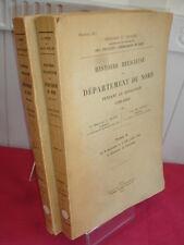 HISTOIRE RELIGIEUSE DU DÉPARTEMENT DU NORD PENDANT LA RÉVOLUTION 1789-1802