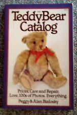 """1980 """"THE TEDDY BEAR CATALOG"""" BOOK! PRICES CARE REPAIR LORE PHOTOS! EXCELLENT!"""