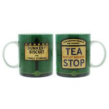Tea Stop Ceramic Mug - MPH Roadside - Biscuit Request Gift Present Harvey Makin